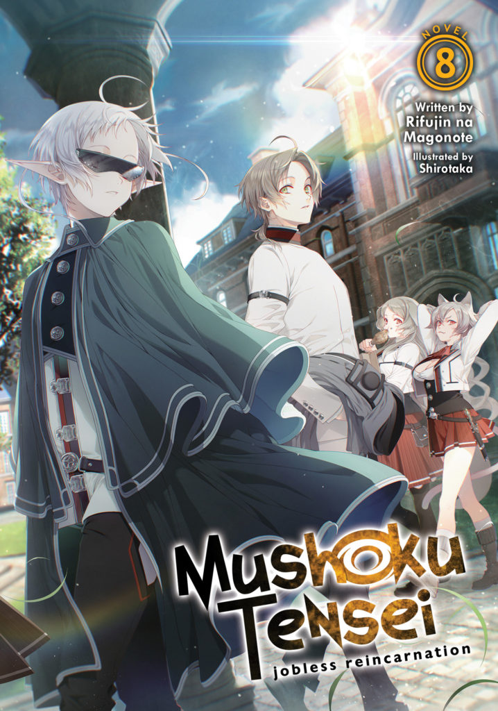 Mushoku Tensei: Jobless Reincarnation, Volume 8