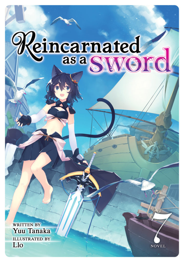 Reincarnated as a Sword, Vol. 7